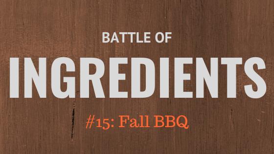Battle of Ingredients