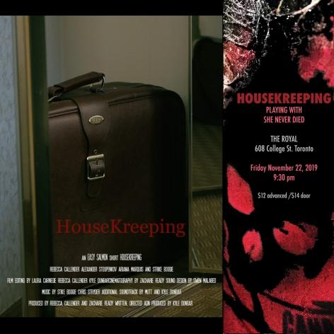 BITS2019_housekreeping