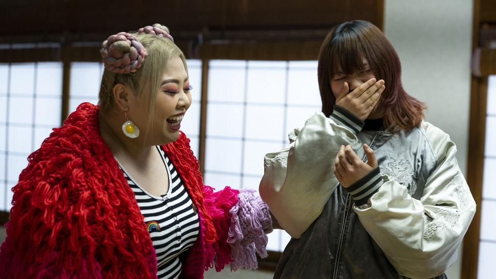 queer eye I'm in Japan