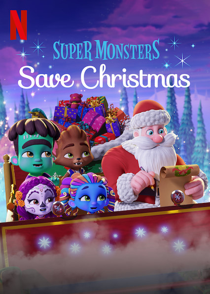 super monster save christmas