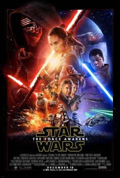 Star Wars: Episode VII: The Force Awakens movie poster