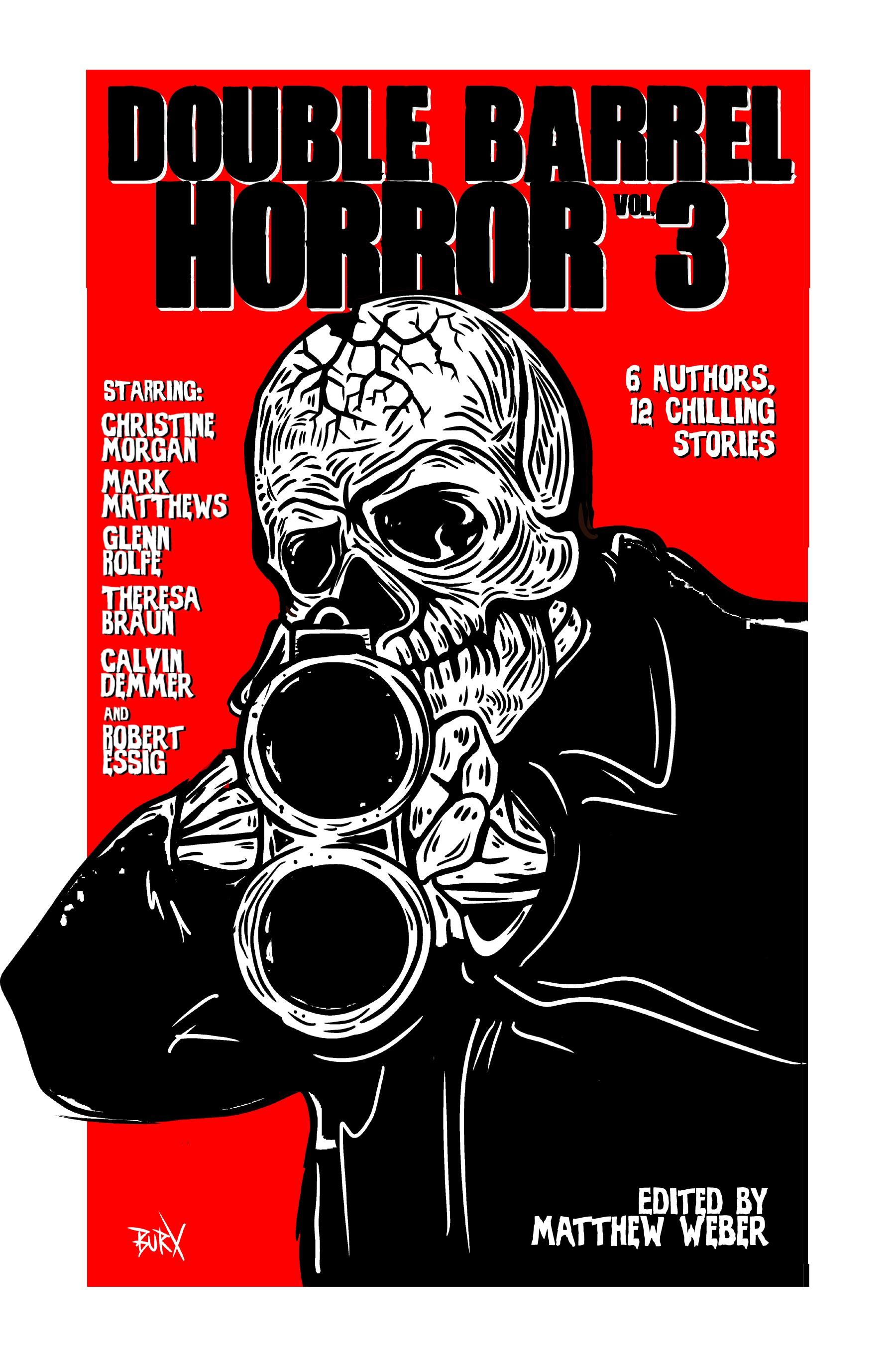 double barrel horror vol. 3