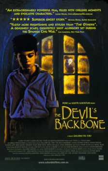 The Devil's Backbone movie poster